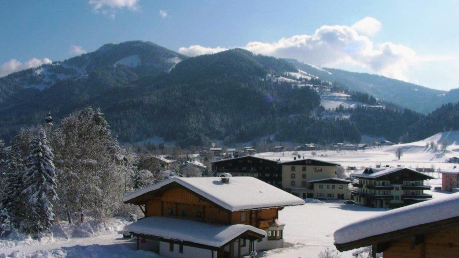 Aussicht Winter I