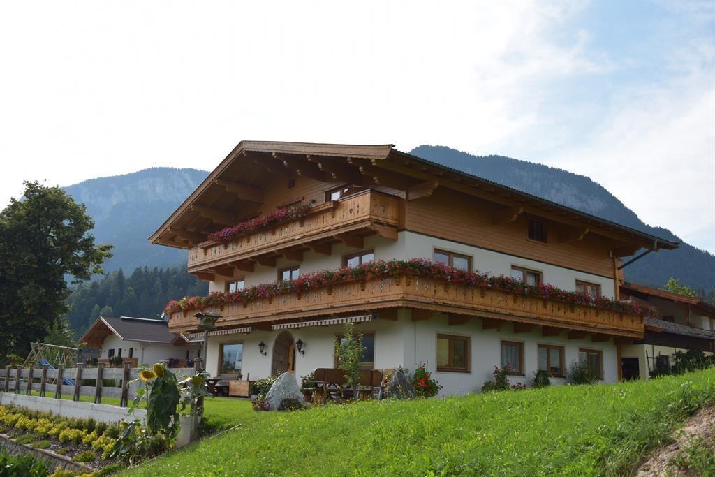 Tour de Tirol running event - Wilder Kaiser