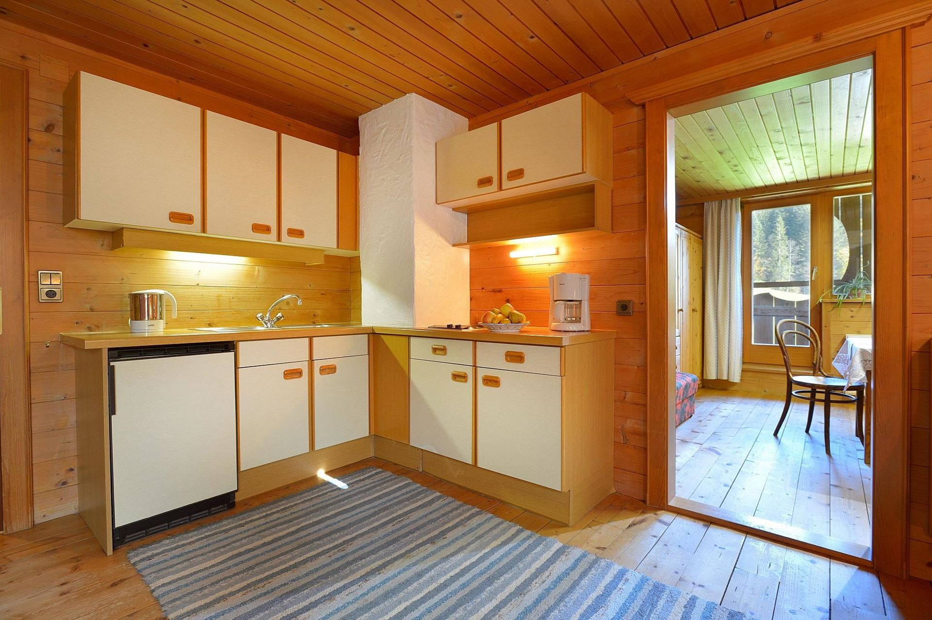 Appartement_WilderKaiser_Küche