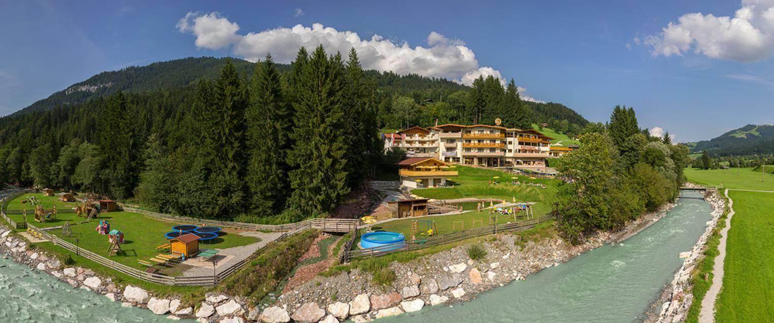 Sterne Hotel Berghof Wilder Kaiser