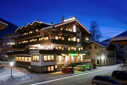 Hotel Winter Nacht