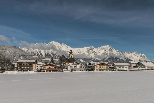 Söll im Winter