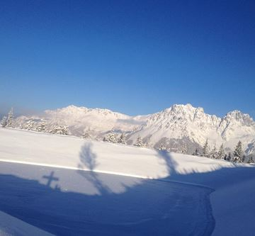 Astbergsee im Winter