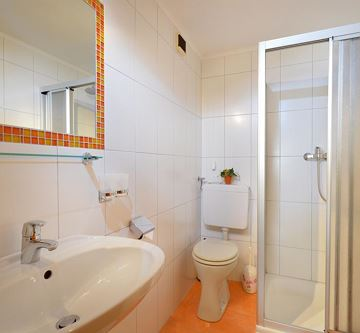 Appartement Almblick Badezimmer