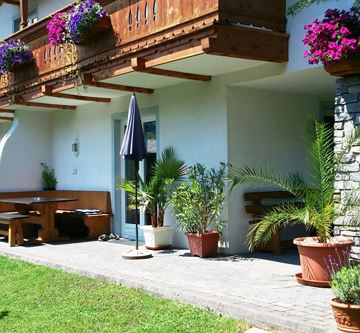 Appartement Claudia - Sommer 2014