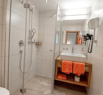 Badezimmer Juniorsuite