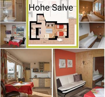 Appartement Hohe Salve