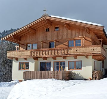 Haus Winter neu