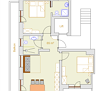 Plan Appartement Hohe Salve ab Juli 2019