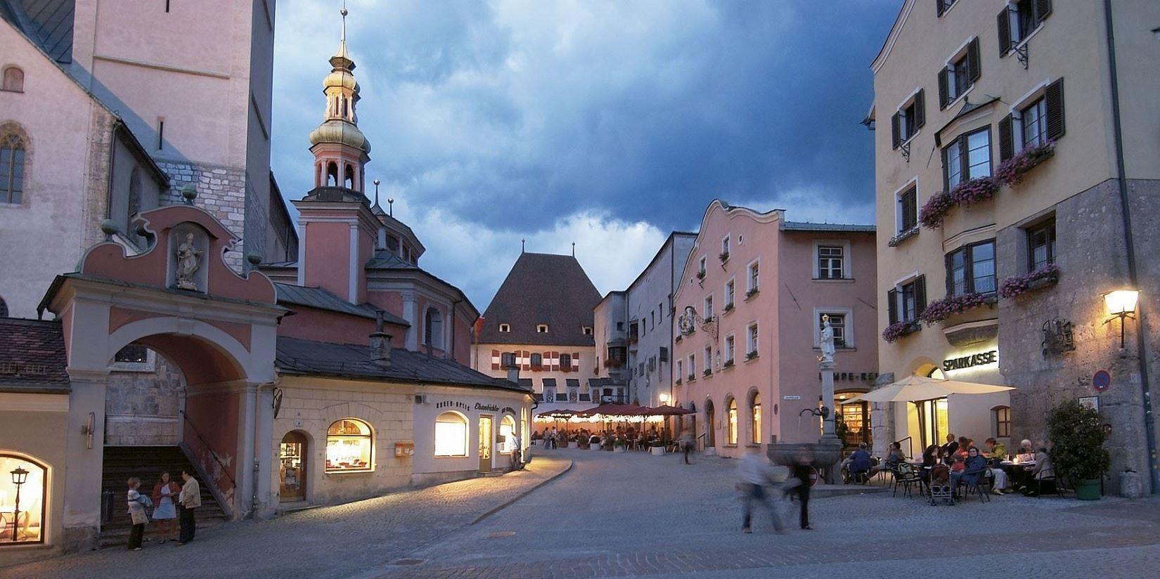 Tanzschule Polai -:: Hall in Tirol
