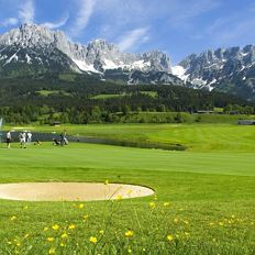 Golf school Wilder Kaiser