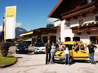 Car repair shop Renault Wolf