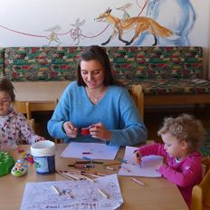 Childcare Schneepiraten Kids Club