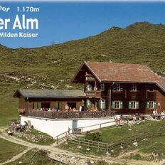 Mountain-Restaurant Walleralm