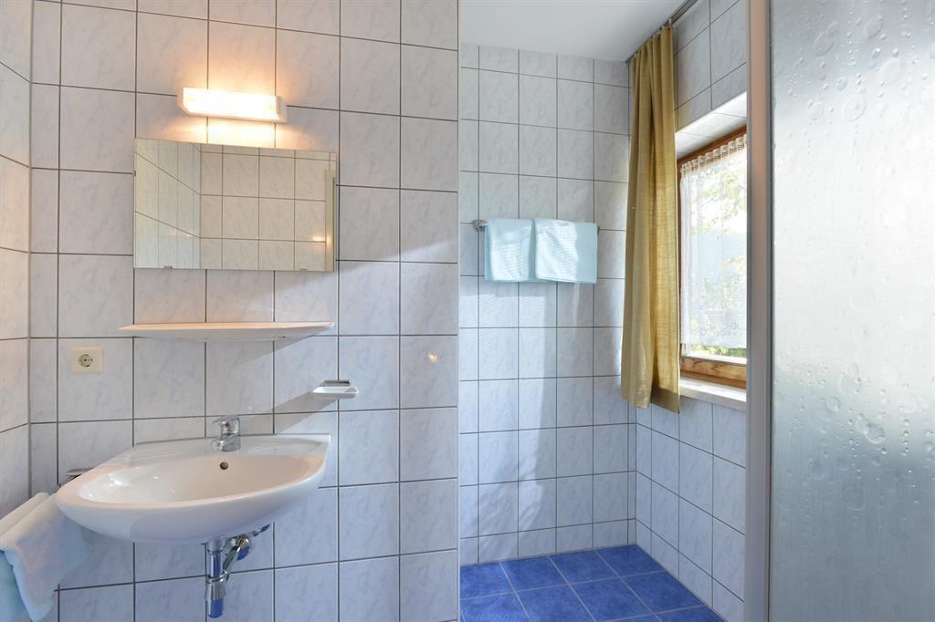 Gasthof Gruberhof - Söll Single Badezimmer