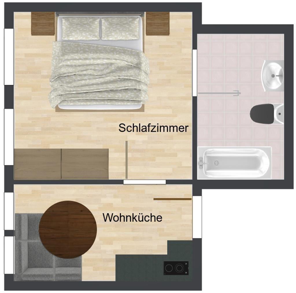 app 5 edelweiss 1 schlafraum bad wc