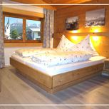 CHALET with 3 sep. bedrooms/2 shower/sep. toilete