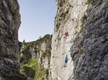 Mountainsportsweek 2018 - Via Ferrata