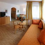 Wilder Kaiser-Hotelappartement mit Bad, WC