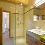 Apartment, shower and bath tub, 2 bed rooms