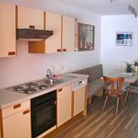 AKTIV, Apartment, shower, toilet, 1 bed room