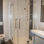 Appartement, douche, WC, 2 chambres