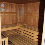 Hut, shower, toilet, 4 or more bed rooms