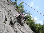First climbing experiences for families