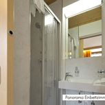 Hotel-Single room with shower, WC