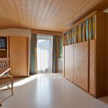 ap./combined living-bed-room/shower, WC