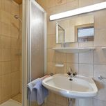 single room with shower, WC