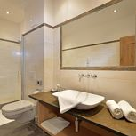 4-bed room, shower, toilet, balcony