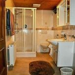 Single room, shower, toilet, standard