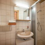 double or twin room Südwest, shower, toilet