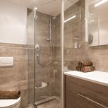 1 bedroom, comb liv.-bedr/shower or bat