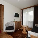 Suite, shower or bath, toilet, 2 bed rooms