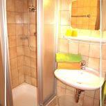 Doubleroom Classik with shower/WC/LED TV/balcony
