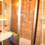 App. Ellmau Simply, 1 bedroom&living room combined/shower/WC