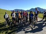 Mountainbike tour for adults with bike club Bike-Service Scheffau