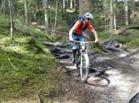 Singletrail, Mountainbiking & Training