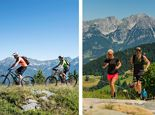 Mountain sports week 2019 - Trail running & E-bike tour