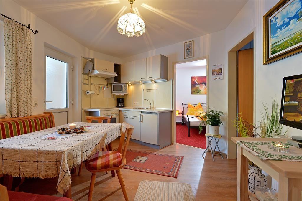 ... Appartement/Fewo, Dusche, WC, 1 Schlafraum