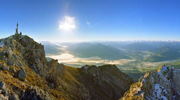 Ackerlspitze and Maukspitze summit tour