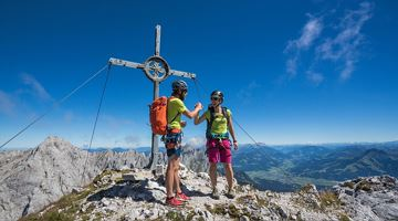 Treffauer & Tuxeck summit tour