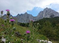Guided tour: 2-day hike through the east of the Wilder Kaiser region